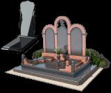 Памятники семейные со склада в Коми (Сыктывкар, Ухта, Усинск, Воркута, Печора)