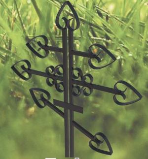 Крест модель 3