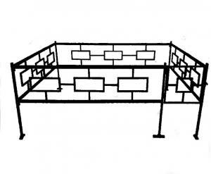 Оградки №13