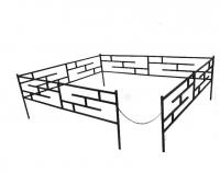 Оградки №5
