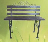 Скамейка модель 4